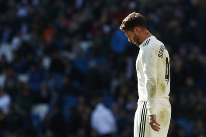 «Реал» проиграл 15-й команде Испании и лишился капитана