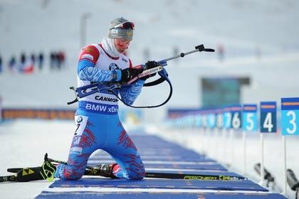 Опоздавший на старт российский биатлонист пропустит очередной старт