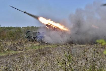 Российскую реактивную артиллерию оснастят умными взрывателями