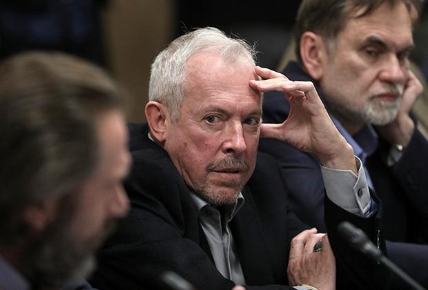 Андрей Макаревич на первом заседании Общественного совета при комитете Госдумы по культуре, 28 января 2019 года