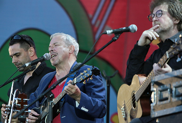 Юбилейный концерт в честь 45-летия группы «Машина времени» в парке «Лужники», 31 мая 2014 года