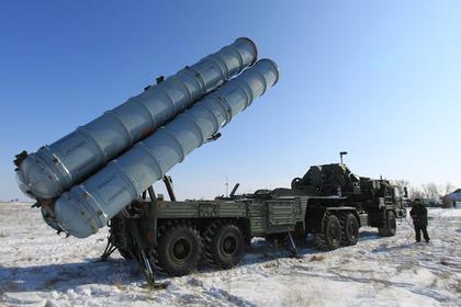 Предназначенные для Китая ракеты С-400 уничтожены