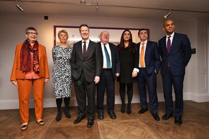 Семь депутатов объявили о выходе из Лейбористской партии Великобритании