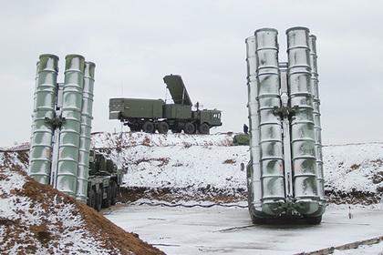 Не попавшие в Китай российские ЗРК стали поводом для санкций