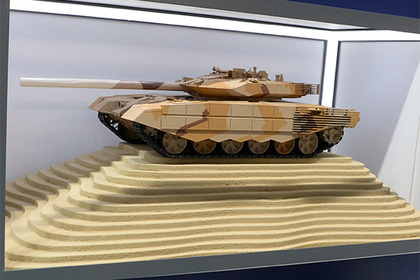 Конструктор раскрыл главное преимущество Т-90МС