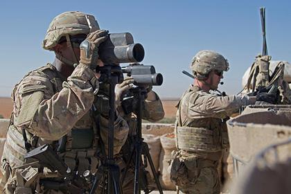 В Сирии рассказали об обстрелах армии Асада американскими военными