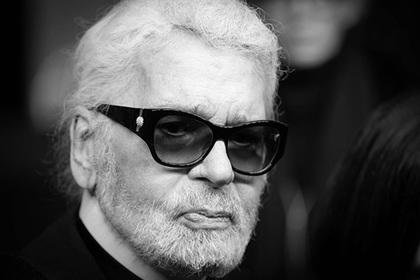 Умер креативный директор модного дома Chanel Карл Лагерфельд