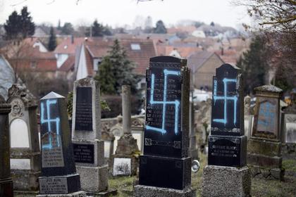 Встолице франции митинг против антисемитизма собрал около 20 тыс. человек