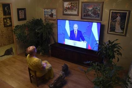 Путин заступился за бедных россиян