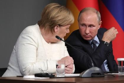Россия понадеялась на восстановление отношений с Европой