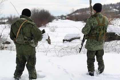 Застрявших в Южной Осетии грузин привили и выпустили