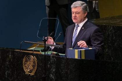 Порошенко снова предупредил о возможной войне с Россией