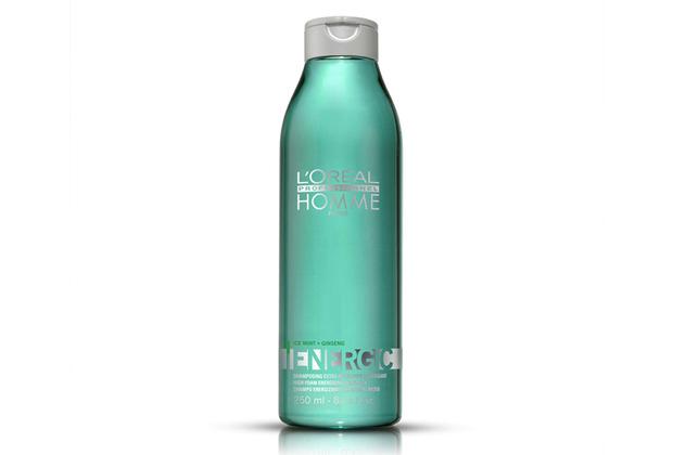 Шампунь с сильным ароматом ледяной мяты разработан специально для мужчин. Он стимулирует корни волос, укрепляет их и ускоряет рост.