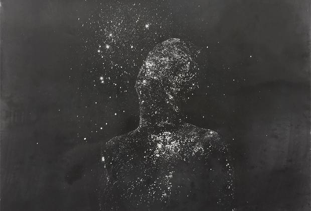 «Микрокосм» Томми Ниса признан лучшей черно-белой фотографией. Это попытка связать мир природы и подсознательное.