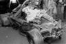 В августе 1976 года Лауда попал в страшную аварию на этапе Гран-при в Германии. Его болид занесло, он вылетел с трассы. Гонщик оказался зажат под обломками и не мог выбраться из горящей машины.