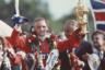 Через пару лет Ники вновь возвращается в гоночный чемпионат и уже в 1984-м выигрывает третий титул. Однако сезон спустя австриец лишь раз поднимается на подиум и решает покинуть «Формулу-1» навсегда.