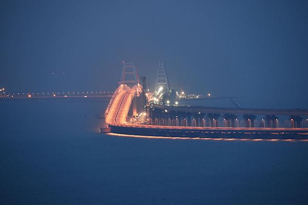 Украина понадеялась «удивить» Россию в Керченском проливе