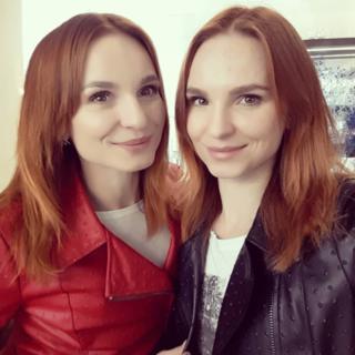 Анна и Мария Опанасюк