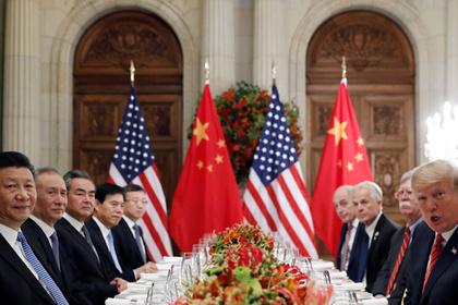 Трамп захотел закончить торговую войну с Китаем