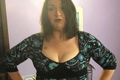 Женщина похудела на центнер благодаря разводу с мужем