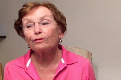 Бабушке вернули потерянную сумочку спустя 65 лет