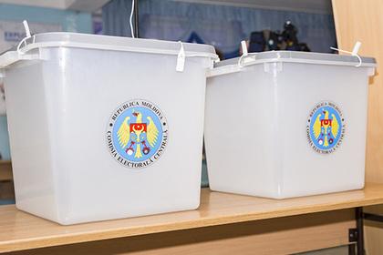 Пророссийские сторонники главы Молдавии победили на выборах