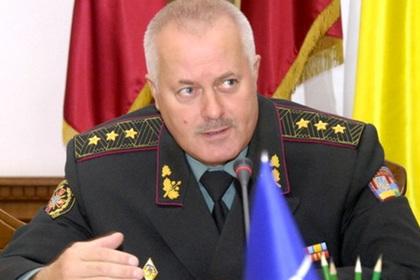 Раскрыты детали обвинений бывшему начальнику украинского Генштаба