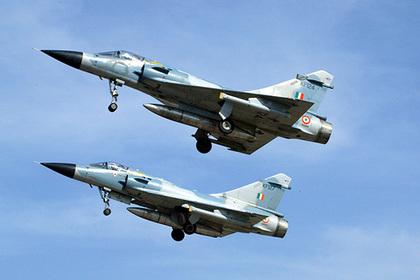 ВВС Индии разбомбили цели на территории Пакистана