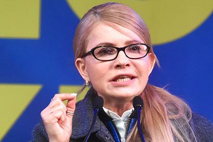Объяснено требование Тимошенко объявить импичмент Порошенко