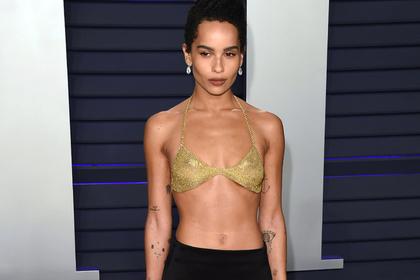 Прозрачный бюстгальтер актрисы на вечеринке после «Оскара» оказался золотым