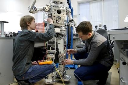 Российские разработчики создадут собаку-робота