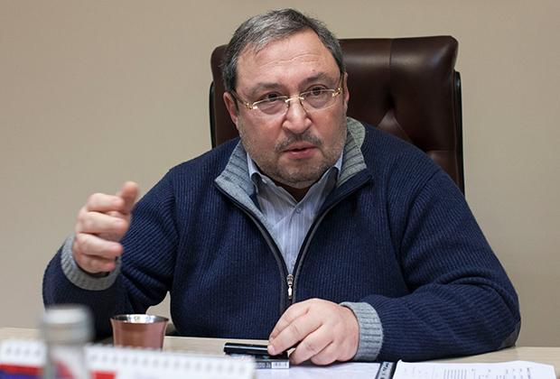Президент компании «Генериум» Александр Шустер