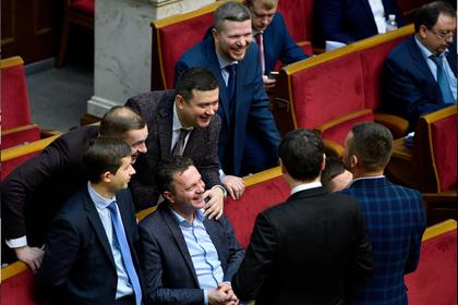 На Украине признали неконституционной статью о незаконном обогащении