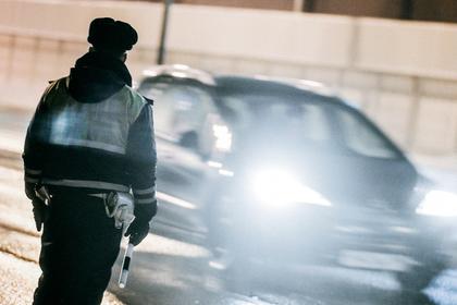 Полицейские устроили погоню со стрельбой для поимки недовольного ими россиянина