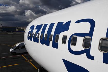 Лобовое стекло российского самолета разбилось после посадки
