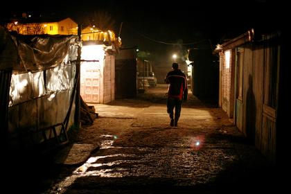 «Бесчинствующие вампиры» на границе Румынии заставили серба пойти в полицию