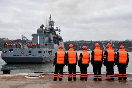 Подсчитан разрыв между ВМФ России и ВМС США