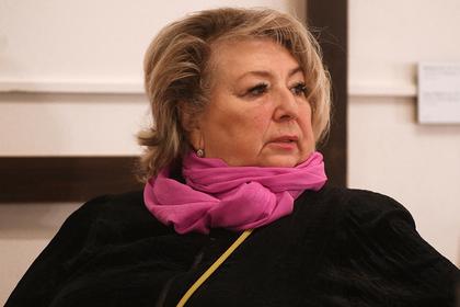 Тарасова раскритиковала противников включения Медведевой в состав сборной