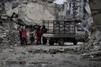 Россия и Израиль захотели вывести иностранные войска из Сирии