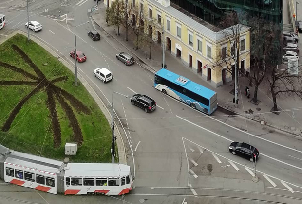 Автобусы в Таллине