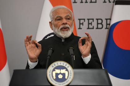 Индия пригрозила врагам страны сражением