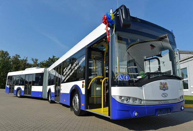 Автобус Solaris
