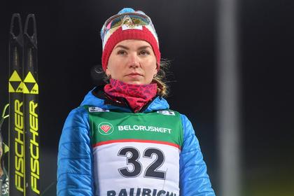 Российская биатлонистка пожаловалась на желающих ей смерти фанатов