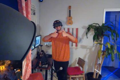 Стример прожил неделю в очках виртуальной реальности и поделился опытом