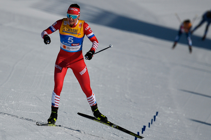 Российские лыжницы завоевали медаль в эстафете на чемпионате мира