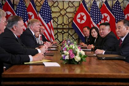 Северная Корея поправила Трампа