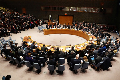 Россия заблокировала проект резолюции США по Венесуэле в Совбезе ООН