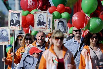 Лукашенко выступил против проведения «Бессмертного полка» в Белоруссии