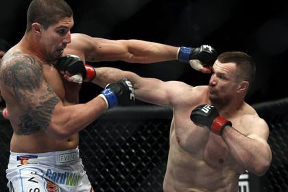 Бывший боец UFC Филипович перенес инсульт после поединка и решил покинуть спорт