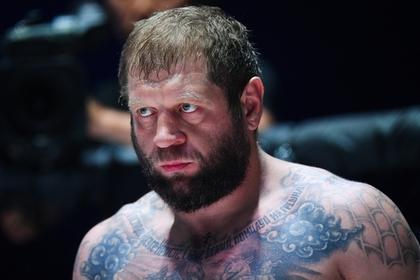 Организаторы предстоящего боя Емельяненко отреагировали на его задержание